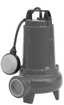 Pompa głębinowa BLACK 2G - DN 50 - 2