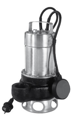 Pompa głębinowa BLACK 2F - DN 40 - 1 1/2
